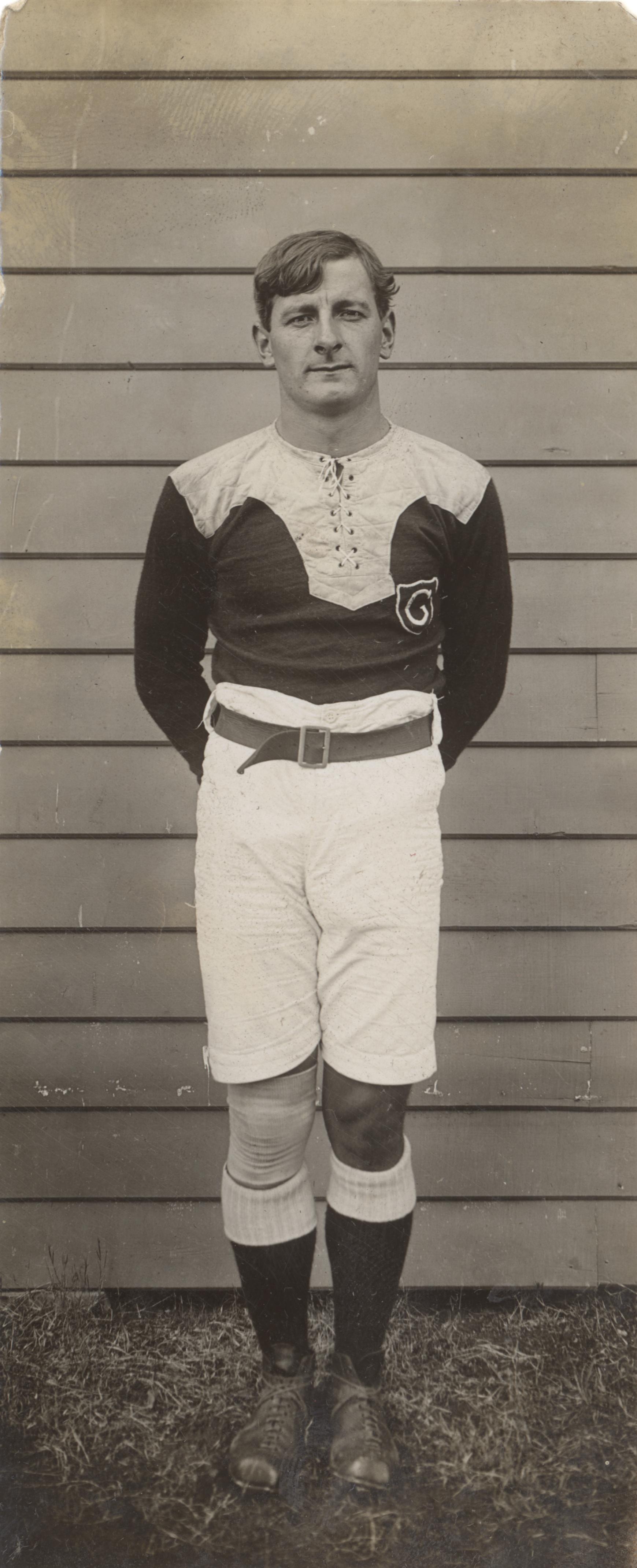 Ralgie, Glebe Rugby Union, Farnsworth Davis sporting collection part II