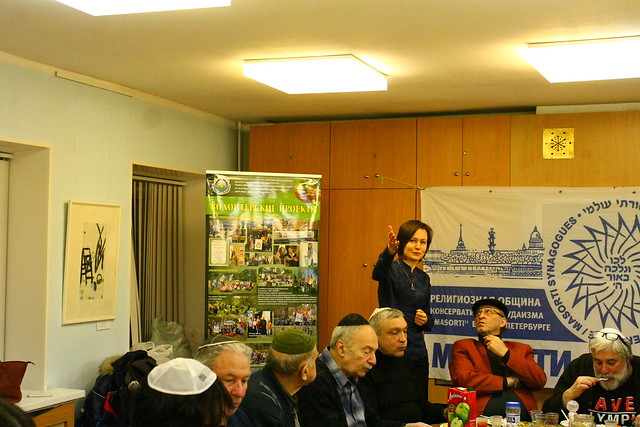 Russia-2018-02-02-World Interfaith Harmony Week Is Observed in St. Petersburg