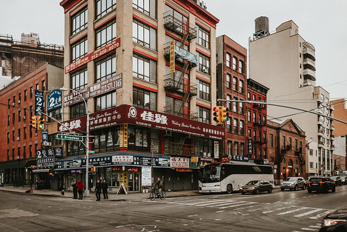 East Broadway, New York City | by tinto