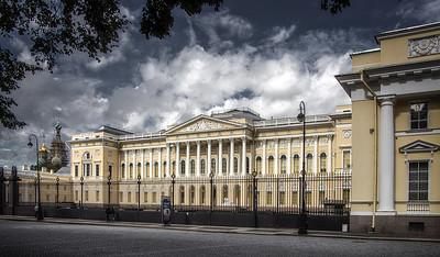 Russian museum. St.Petersburg