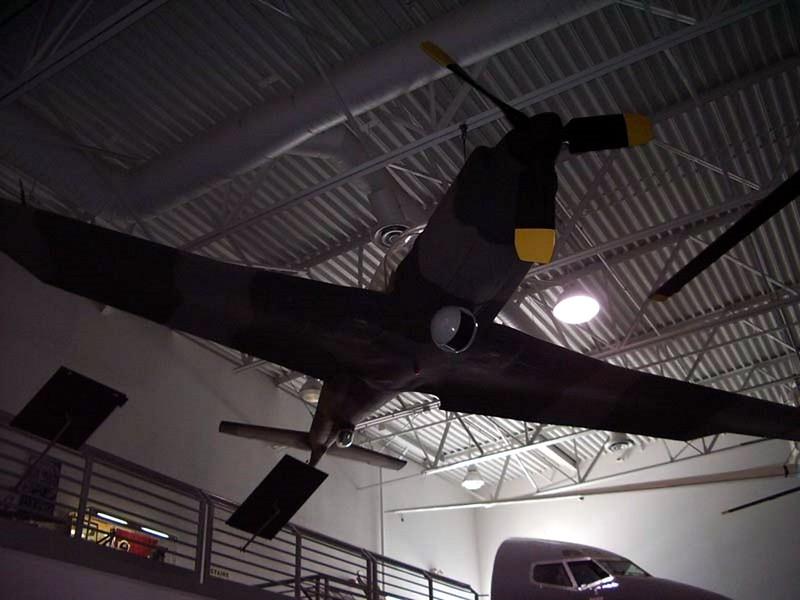 Lockheed YO-3A Quiet Star 1