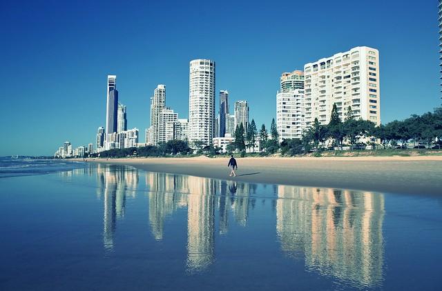 Surfers Paradise,Gold Coast.Qld