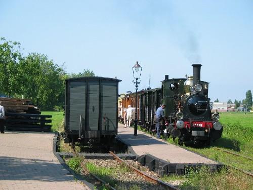 Hoorn - Museumstoomtram