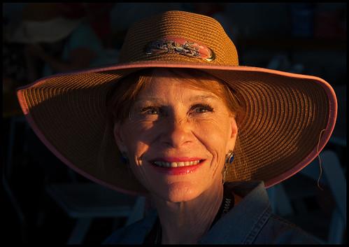 Suzanne Barke at Jazz Fest 2015 day 6. Photo by Ryan Hodgson-Rigsbee rhrphoto.com