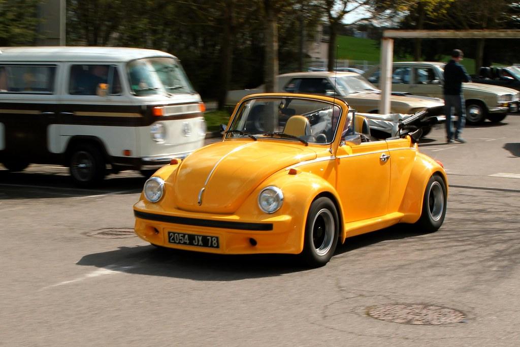 Volkswagen Coccinelle Cabriolet Kit Porsche Like Flickr