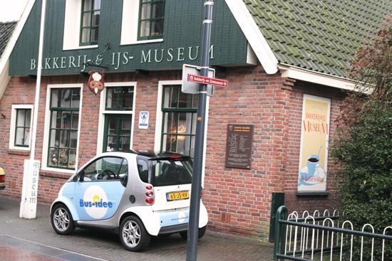 Hellendoorn - Bakkerij en ijsmuseum