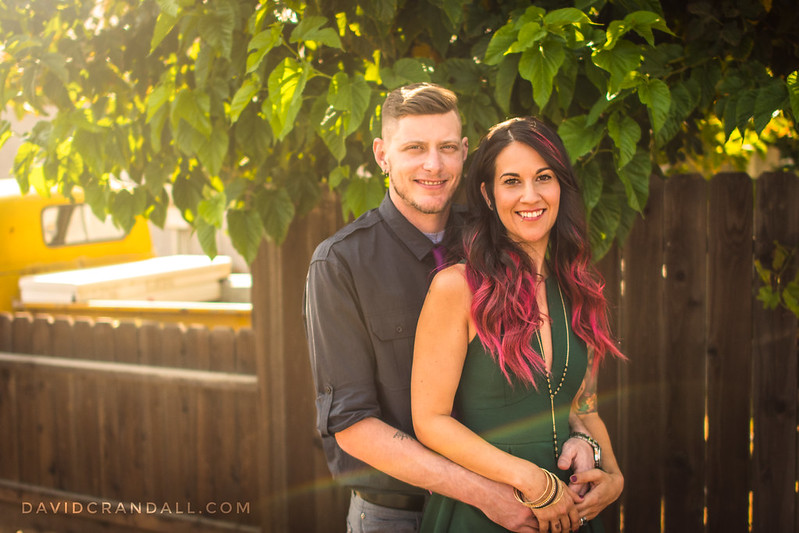 Eva and Casey Cheeks wedding