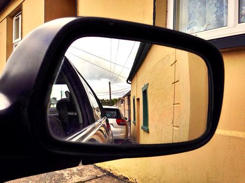 street ireland irish house window mirror cork newmarket htt hww iphone5 telegraphtuesday