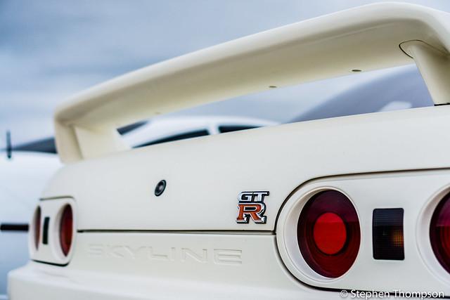 Nissan R32 Skyline GT-R