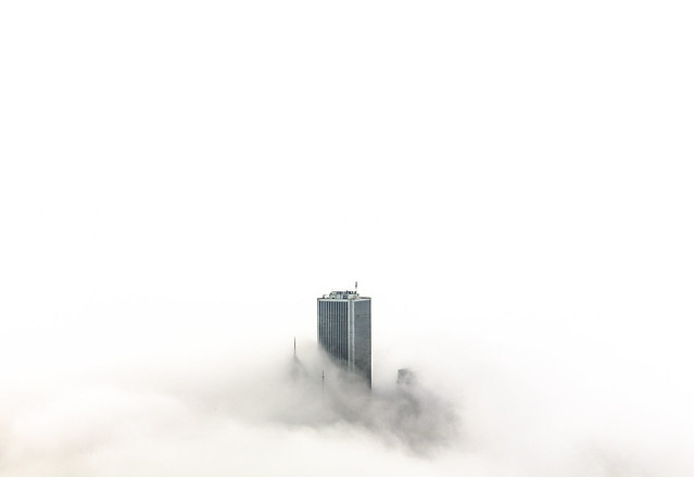 Chicago Fog #chifogo