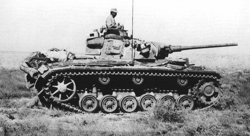 三号坦克型M