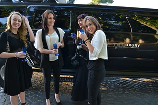 ragazze-in-limousine | by Noleggio Limousine Roma