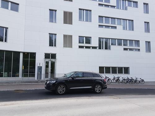 Audi Q7 | by AudiBloggen