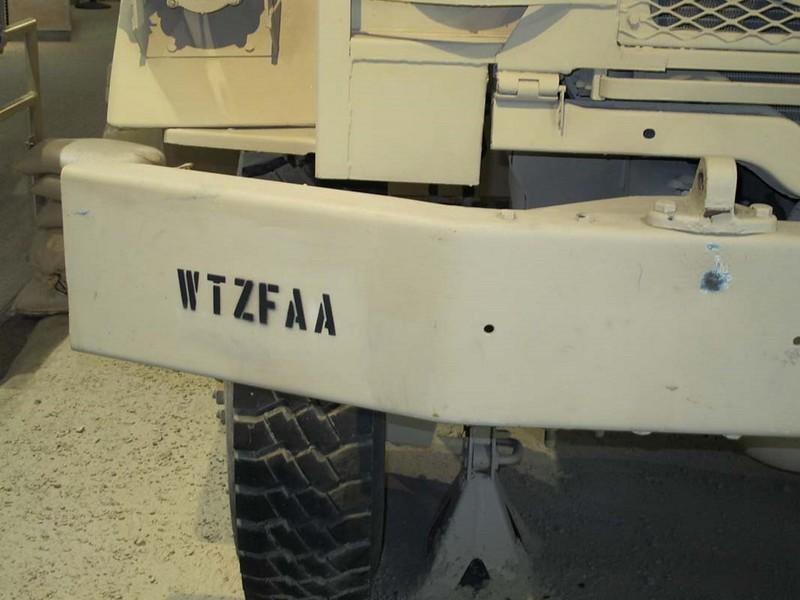 M923 Guntruck 9