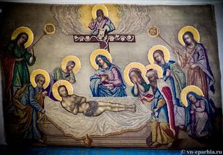 Божественная Литургия в д.Леохново 500