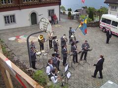 1. Maibaumfest in Bauen (Uri) am 03.05.2014