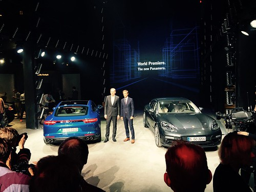 Porsche_Panamera_World_Premiere_2016_Berlin | by loop light