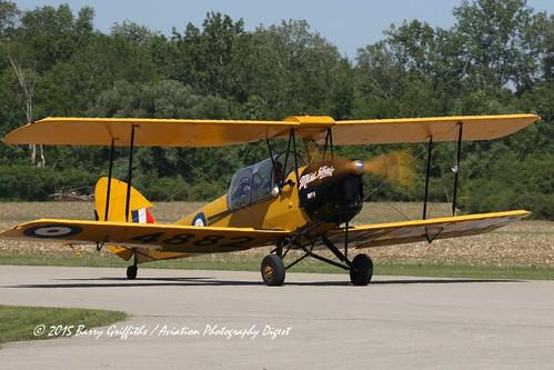 De Havilland DH 82A Tiger Moth > National Museum of the