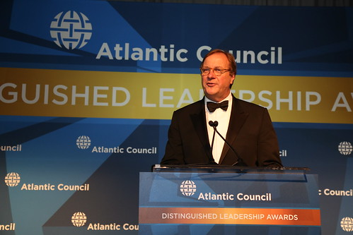 Welcoming remarks from Atlantic Council President and CEO Fred Kempe