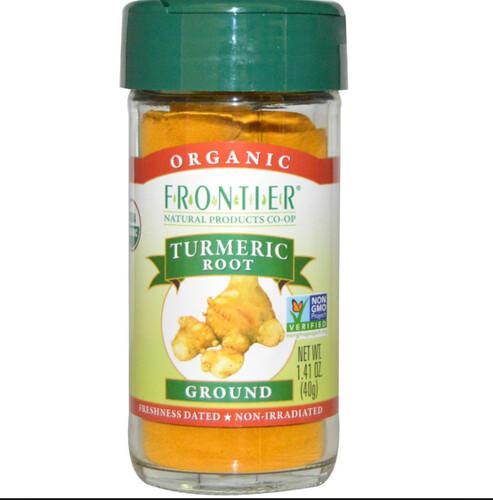 frontier turmeric