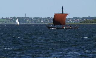 Viking ship Roskilde Fjord