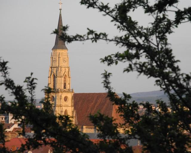 Saint Michael's church Cluj-Napoca
