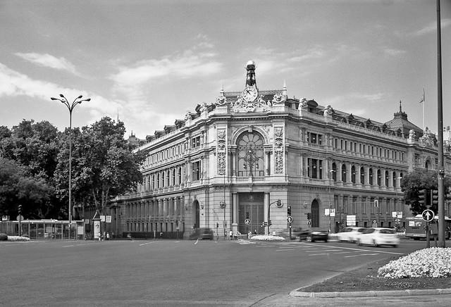 Banco de España, Madrid (papel)