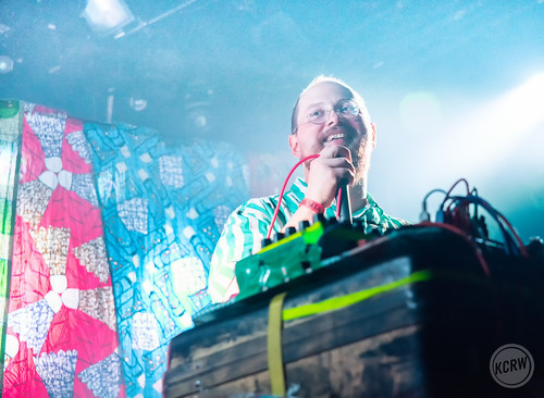 KCRW Presents Dan Deacon at The Echoplex live on May 1st, 2015 | by KCRW 89.9 FM