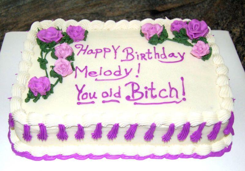 Types Of Birthday Cakes