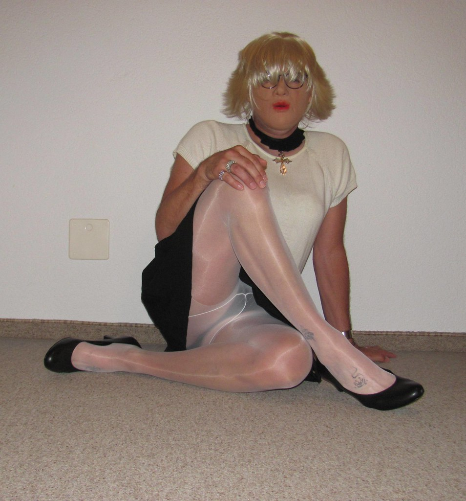 sexy secretary - GABOR leather pumps
