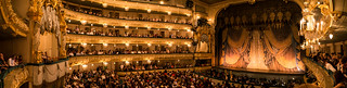 Profusion of gold at the Mariinsky Theatre | by sergejf