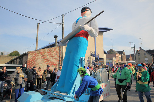 Carnaval Solesmes   by louis.labbez