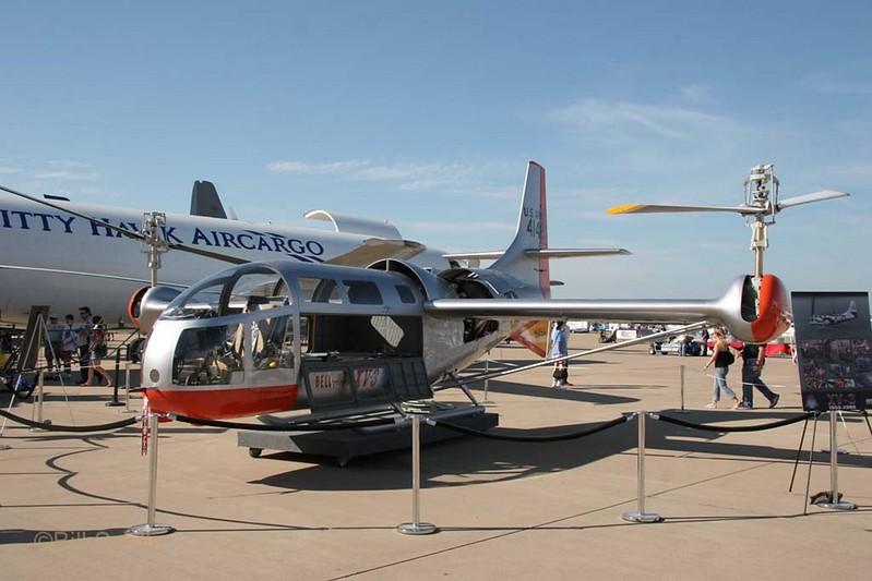 Bell XV-3 4