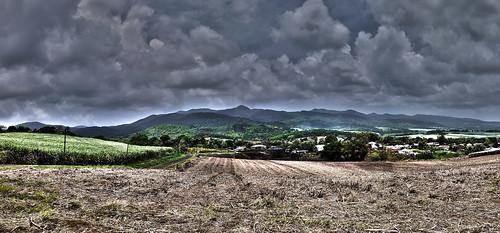 panorama paysage hdr guadeloupe glp lamentin