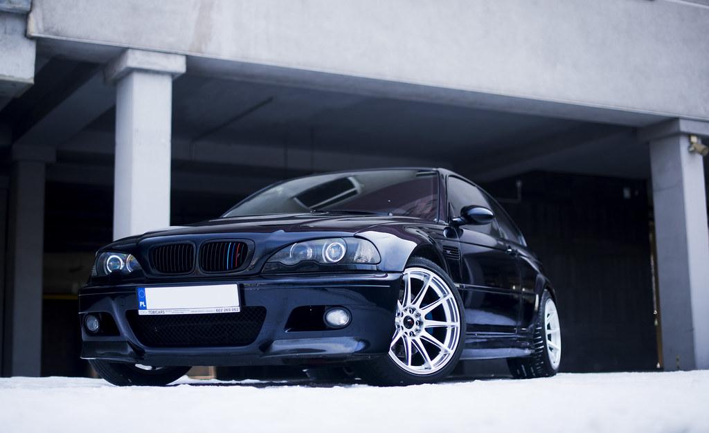 Bmw M3 E46 Jr 11 18x9 5 18x10 5 Hyper Silver Jr Wheels Flickr