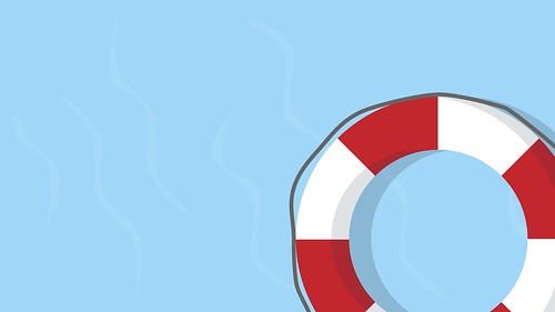 lifebuoy-ring-buoy-lifering-lifesaver-life-donut-life-preserver-lifebelt-blue   by Alan O'Rourke