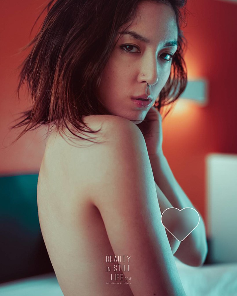 Hot Nude Beauty hot and cold ❄🔥 #beauty #portrait #beautyinstilllife #imp