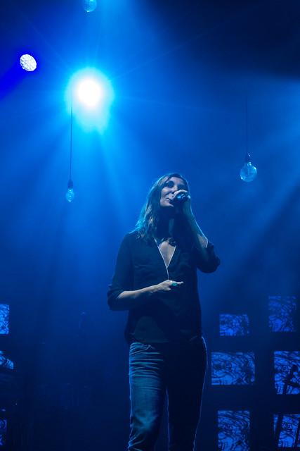 Zazie : L'Heureux Tour - Les Folies Bergère, Paris (2016)