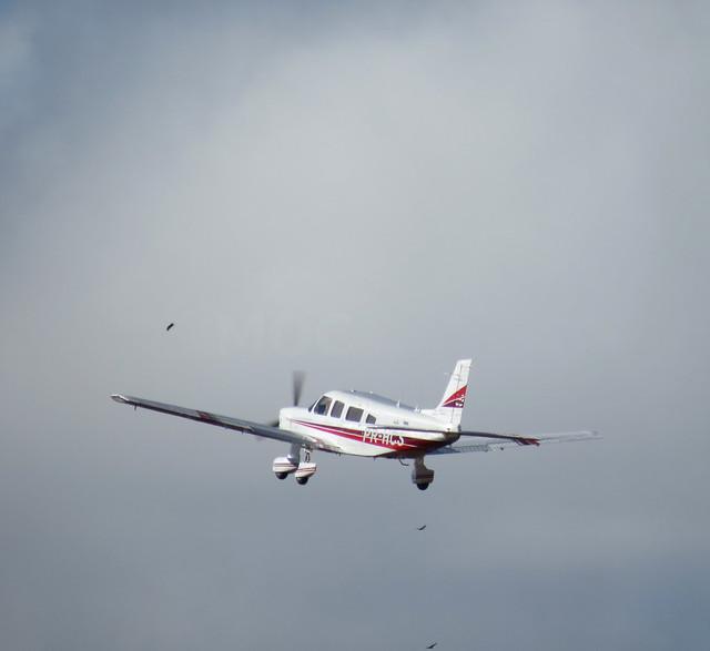 Piper aircraft  PA-32 PR-HCS