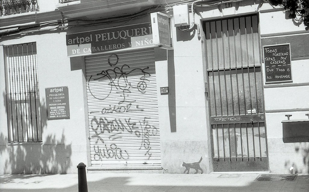 Werra in Valencia | Alex Marshall | Flickr