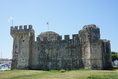 Trogir: Tvrđava Kamerlengo