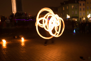 Swirling fire | by quinet