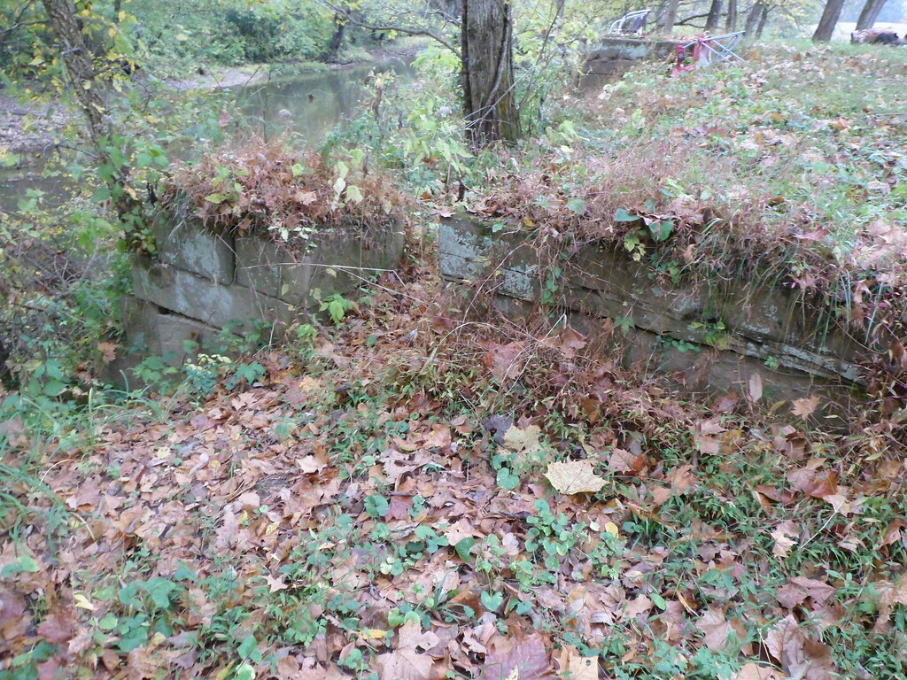 Dixon Mill on Salt Creek in Ohio