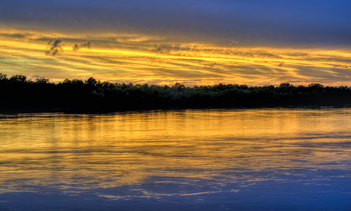 trees reflections golden louisiana redriver hdr shreveport bossiercity sonya5100