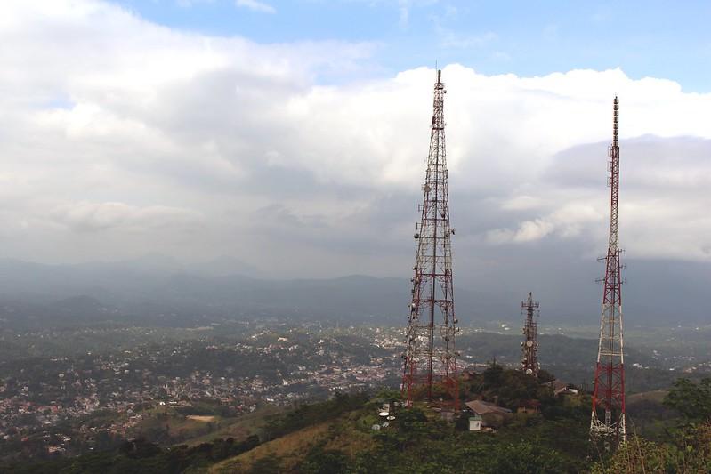 Hanthana Telco Towers