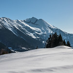 Schneeschuhtour Rif. Garzonera März 2016