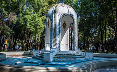 2018 - Mexico City - Plaza Popocatépetl