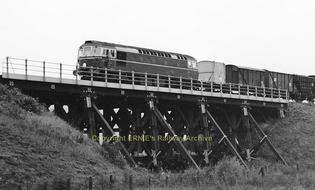 Moy, Altnaslanach viaduct D5334 early 60's pnegs690
