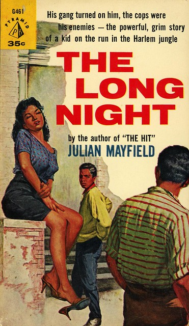 Pyramid Books G461 - Julian Mayfield - The Long Night