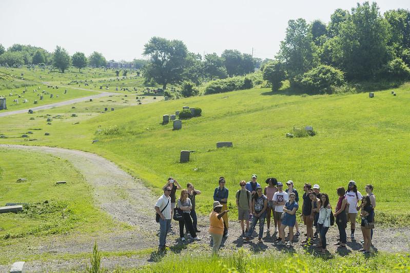 Mount Moriah Cemetery Tour